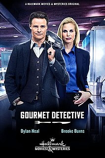 <i>Gourmet Detective</i> American television series