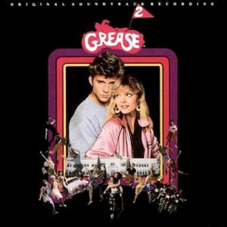 Grease 2 (soundtrack) - Image: Grease 2 soundtrack