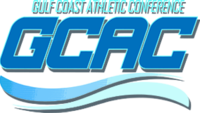 Gulf Coast Athletic Conference logo