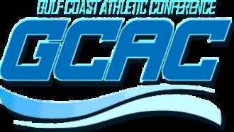 Gulf Coast Athletic Conference - Image: Gulf Coast Athletic Conference logo
