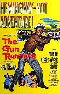 <i>The Gun Runners</i> 1958 film by Don Siegel