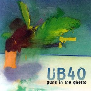 Guns in the Ghetto - Image: Guns in the Ghetto album cover