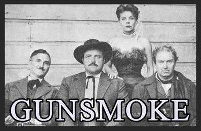 Picture of a TV show: Gunsmoke
