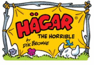Hägar the Horrible - Hägar the Horrible