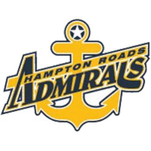 Hampton Roads Admirals - Image: Hampton roads admirals 200x 200