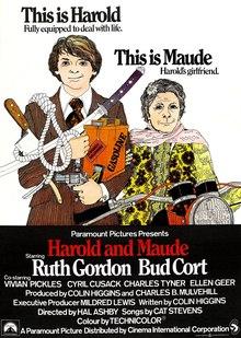 Harold kaj Maude (1971 filmo) poster.jpg