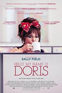 <i>Hello, My Name Is Doris</i> 2015 film by Michael Showalter