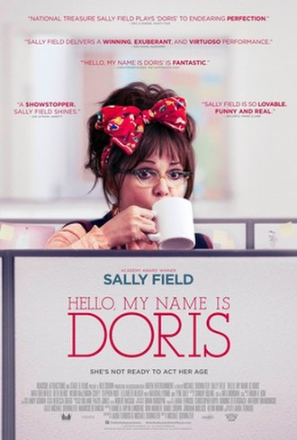 Hello, My Name Is Doris - Theatrical release poster