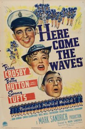 Here Come the Waves - Image: Here Come the Waves