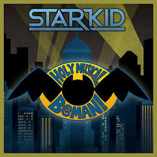 holy musical batman, starkid, team starkid, holy musical b@man