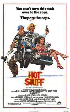 Hot Stuff (1979 film) - Image: Hot Stuff 1979movie