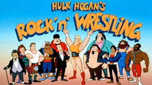 Hulk Hogan's Rock 'n' Wrestling - Image: Hulk Hogan's Rock 'n' Wrestling