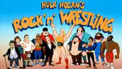 Hulk Hogan Wrestling Cartoon Show