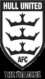 Hull United A.F.C. Association football club in England