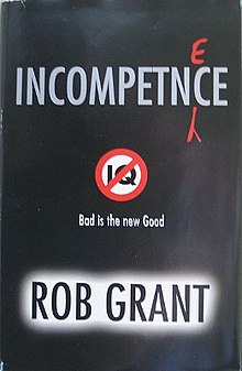 Incompetence Rob Grant cover.jpg