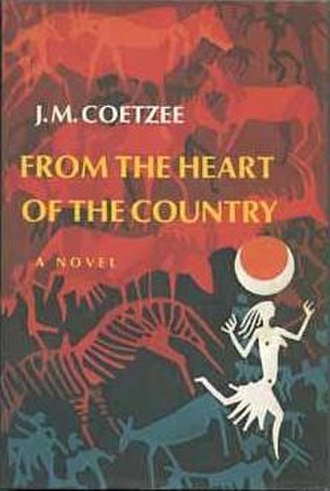 In the Heart of the Country - First US edition