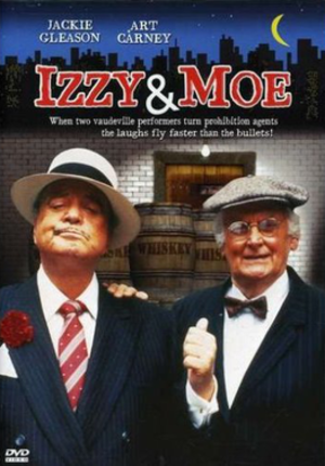 Izzy and Moe - Image: Izzy and Moe Video Cover