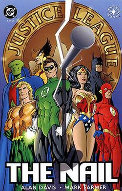 Jla The Nail Series Wikipedia