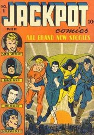 Jackpot Comics - Image: Jackpot Comics 1