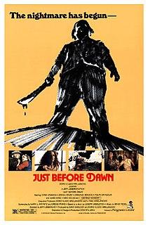 <i>Just Before Dawn</i> (1981 film)