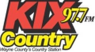"""WZKT - """"Kix Country"""" logo"""