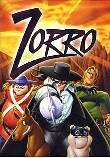 The Legend of Zorro (anime series) - Wikipedia