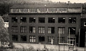 Kemna concentration camp - Main building, ca. 1934
