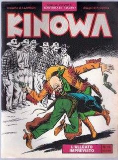 <i>Kinowa</i> comics