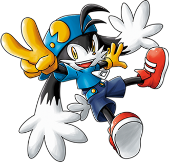 Klonoa - Klonoa as he appears in Namco × Capcom.