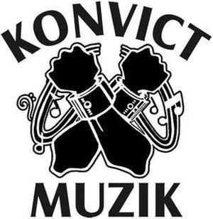 Konvict Kartel - Image: Konvict Muzik Logo