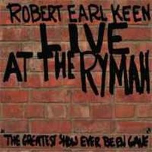 Live at the Ryman: The Greatest Show Ever Been Gave - Image: Lat R
