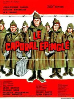 <i>The Elusive Corporal</i> 1962 film by Jean Renoir