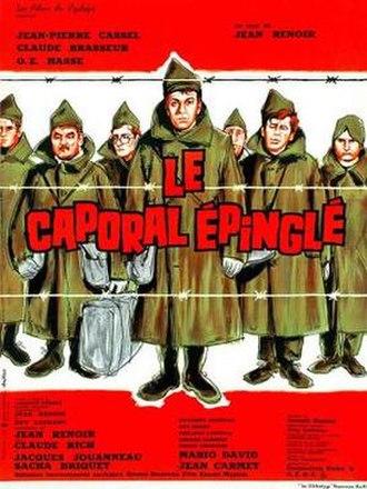 The Elusive Corporal - Film poster