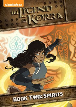 Avatar:The Legend of Korra 2 Spirit