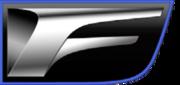 Emblem of the Lexus F-performance division.