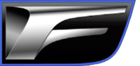 Emblem of the Lexus F-performance division.