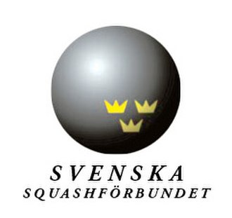 Swedish Squash Federation - Image: Logo Swedish Squash Federation