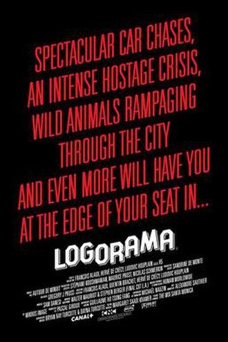Logorama - Original poster