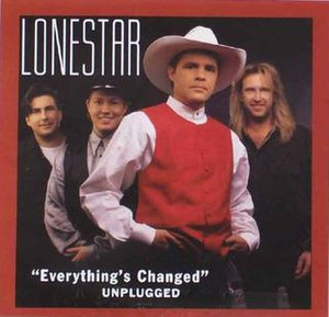 Everything's Changed - Image: Lonestar Everythings changed