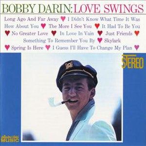 Love Swings - Image: Love Swings Bobby Darin
