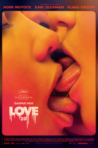Love (2015 film) - Theatrical release poster