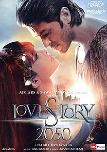 Hit movie Love Story 2050 by Javed Akhtar on songs download at Pagalworld