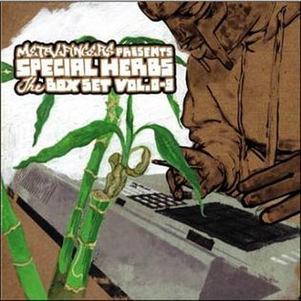 Special Herbs: The Box Set Vol. 0–9 - Image: MF sh 09bs