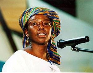 Musimbi Kanyoro - Image: M Kanyoro