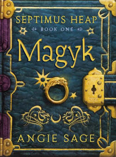 Picture of a book: Magyk