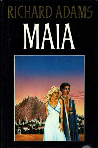 Maia (novel) - First edition cover