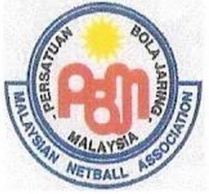 Malaysian Netball Association - Image: Malaysian Netball Association logo