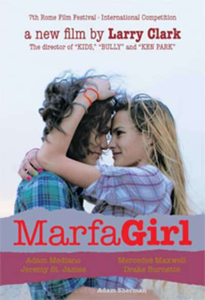 Picture of a movie: Marfa Girl