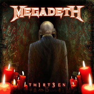 Thirteen (Megadeth album) - Image: Megadeth Thirteen