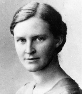 Mildred Harnack American-German literary historian